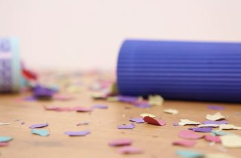 Lança confete: saiba como fazer um para a sua festa