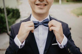 Guia para o noivo: um passo a passo para a compra do traje