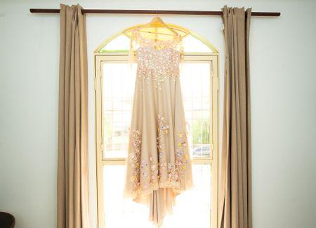Vestidos de noiva nude: o branco ganha um concorrente de peso