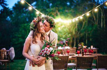 20 penteados para noivas românticas