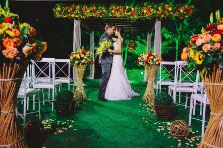 Inspirações para ter um casamento na primavera