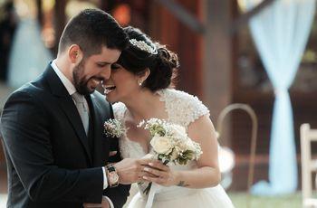 Como ter um casamento perfeito com um orçamento pequeno