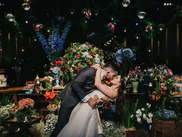 O casamento de  Lorena e Lucas: conto de fadas contemporâneo