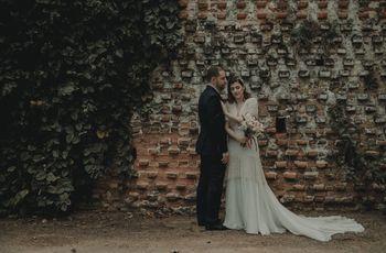 O casamento de Paola e Guilherme: romantismo vintage com a essência dos noivos