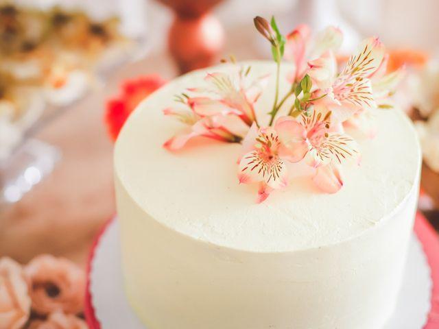 Casamentos no verão: tipos de bolos indicados para a estação mais quente