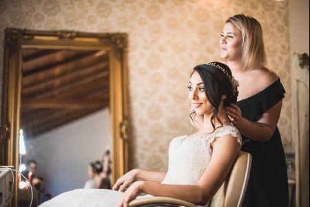 5 Conselhos de ouro para as noivas que não vão se maquiar em um salão
