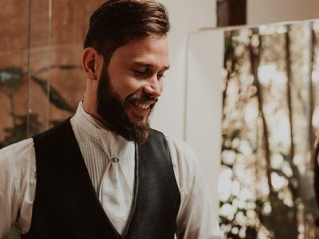 Noivos de barba e bigode: cuidados para o dia C