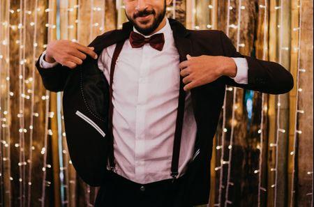 Teste: Qual tipo de gravata combina com o seu estilo de noivo?