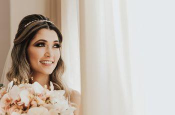 Maquiagem de outono: dicas e tendências para as noivas
