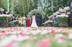 Como organizar um casamento em pouco tempo