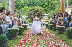 9 maneiras de entreter as crianças em seu casamento