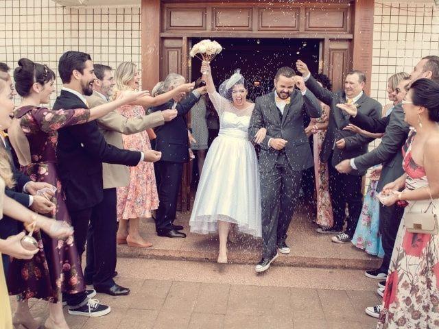 Estilo pin up para uma noiva diferente