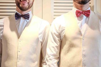 O casamento de Renato e Vinícius: ode ao amor e à diversidade