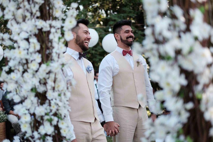 Consider, Casamento entre homossexuais