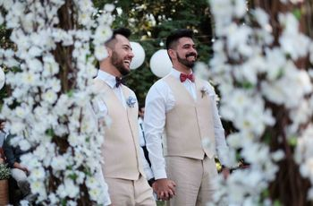 Protocolo para a entrada em casamentos gays