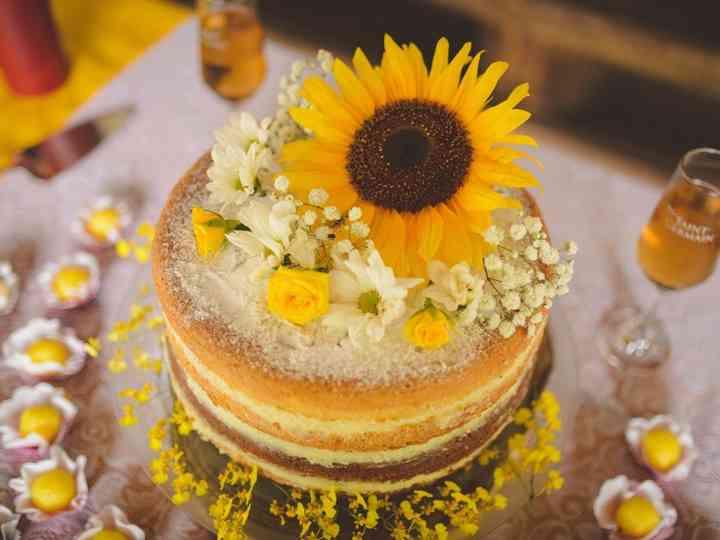 40 ideias para decorar seu casamento em amarelo!