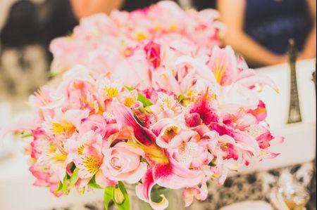 Seu casamento em rosa, amarelo e branco