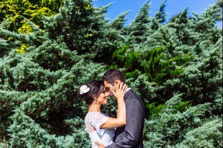 Casamento de Ludimila e Noal, quando o improv�vel acontece!