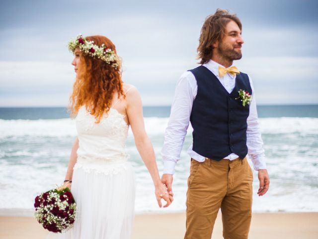 O casamento de Melinda e Eduardo em Garopaba, Santa Catarina