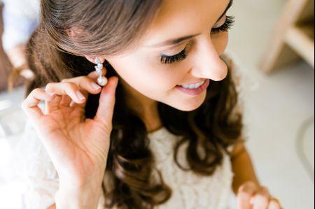 Brincos para noivas: manual de estilo
