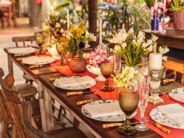 O que deve evitar em um buffet de casamento realizado no verão?