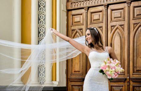 Acessórios que realçam o look de noiva