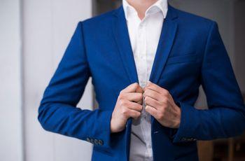 Dicas para escolher um traje de noivo com estilo