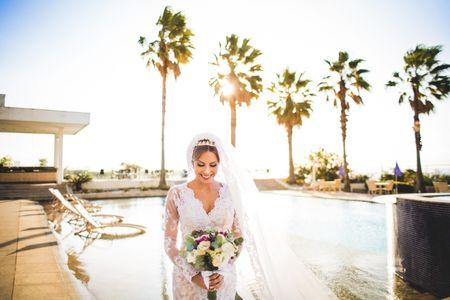 Teste: Que decote de vestido de noiva corresponde mais com sua personalidade?
