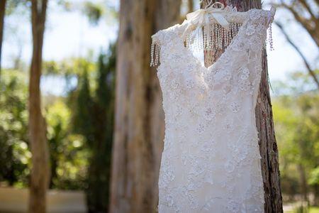 Dicas para cuidar do vestido de noiva