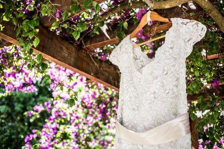 4 coisas que não deve fazer depois de ter comprado o vestido de noiva