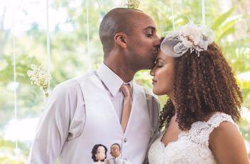 O casasamento de Gustavo e Cris: celebração de amor em perfeita harmonia com a natureza