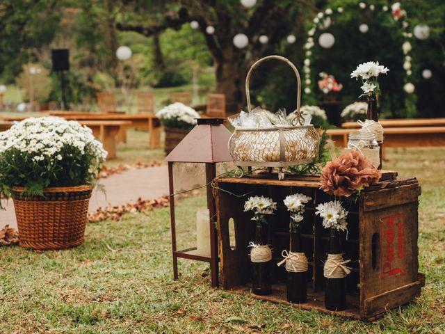 O que fazer com a decoração depois do casamento