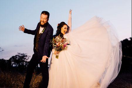 O casamento de Vanessa e Henrique: mistura de estilos e um resultado incrível!