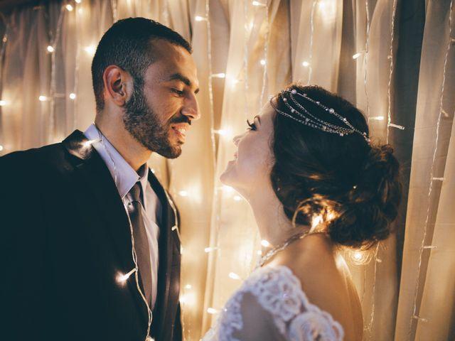 O casamento de Robson e Matiely: uma coreografia de amor e cores