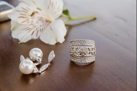 Novas tendências para anel de noivado