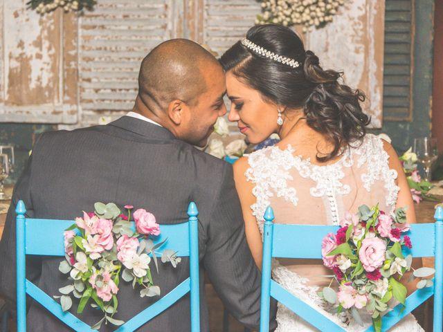 Thiago, Lud e seu casamento romântico