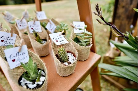 Como fazer lembrancinhas de casamento personalizadas com DIY