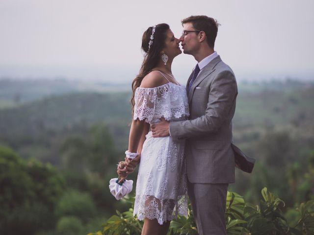 O casamento de René-Pierre e Renata em Itu: Brasil e França unidos pelo amor