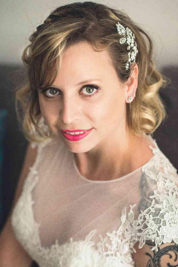 30 Penteados De Casamento Para Cabelos Curtos