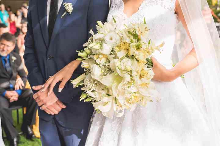 Casamento de Isabella & Samuel