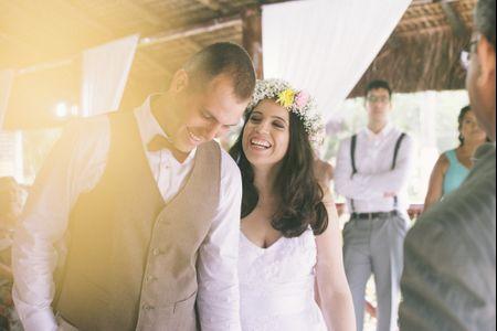Dia da Felicidade: veja as fotos mais emocionantes de casamentos