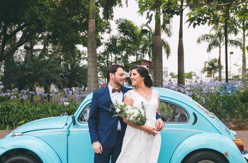 5 Ideias incríveis de decoração para o carro dos noivos