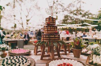 Como decorar casamentos em ambiente aberto: mais de 50 ideias inspiradoras