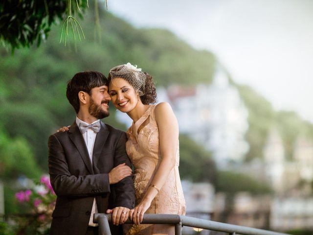 O inesquecível casamento de Liciane e Leonardo no Rio de Janeiro