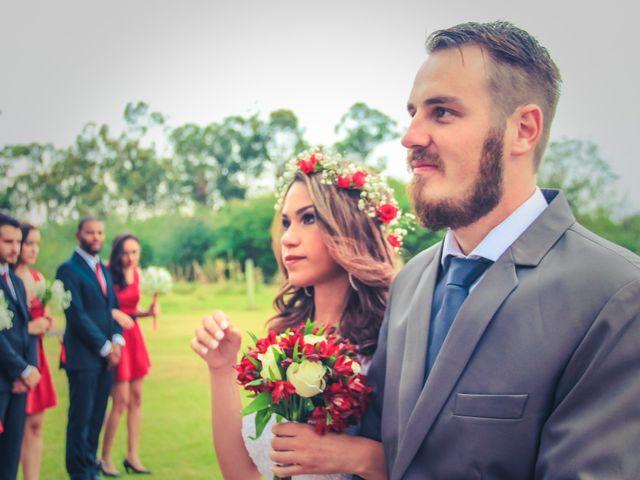 O casamento evangélico de Jessé e Juliana