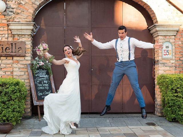 O casamento intimista de Ana e Daniel: destinados ao amor