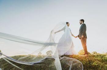 O que nunca passará de moda nos casamentos