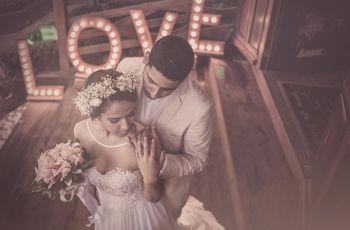 O casamento de Matheus e Esther: uma história de amor emocionante e cheia de surpresas