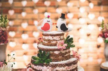 Tudo o que você precisa saber sobre a escolha do bolo de casamento
