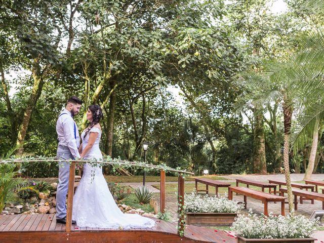 O encanto dos casamentos no campo
